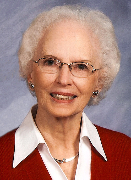 Lucille Sunby: A shining example