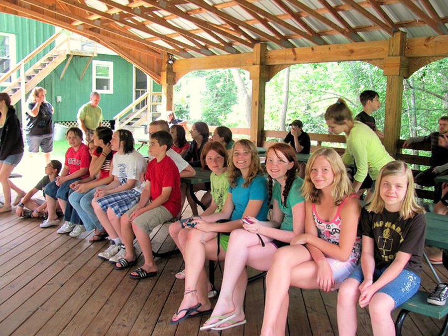 CAMP HARLEY SUTTON: A facility that fosters forever friends